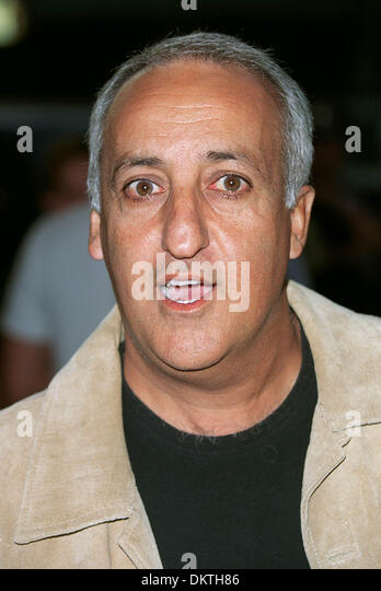 BRIAN GEORGE.ACTOR.HOLLYWOOD, LOS ANGELES, USA.23/08/2001.BL83B12AC. - Stock Image