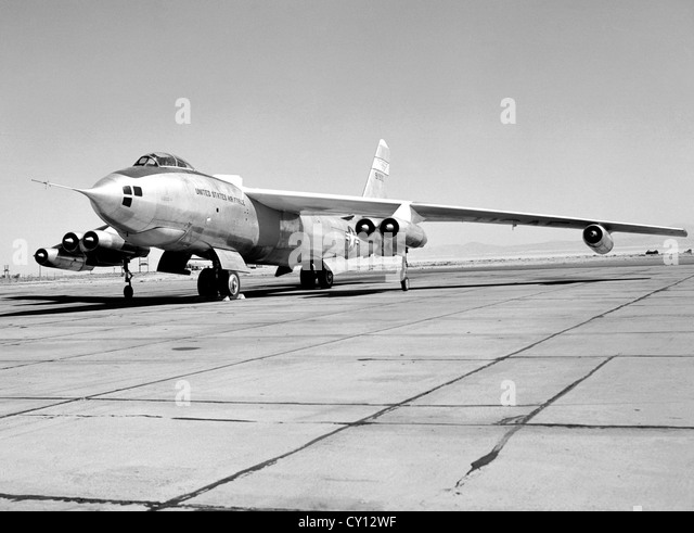Boeing B-47A Stratojet - Stock Image