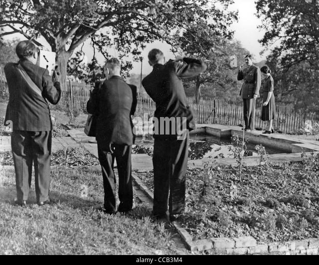 Little Berkhampstead United Kingdom  city photos gallery : ... Rodinghead, Little Gaddesden, Berkhampstead in July 1941 Stock Image