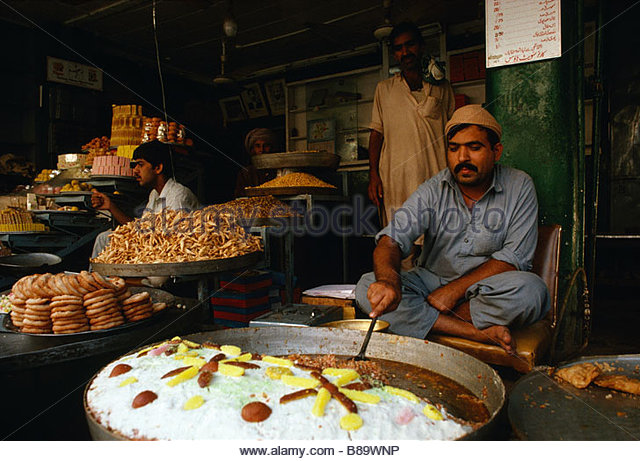 Saddar Rawalpindi Food Street