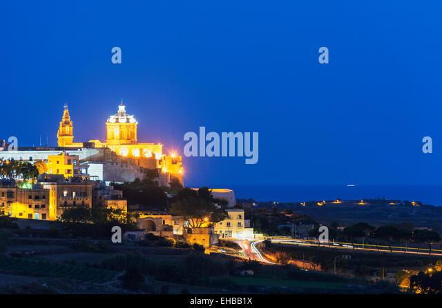 European Capital City Built On  Islands