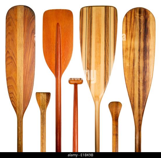 Canoe Paddle Blades : Paddle blade stock photos images alamy