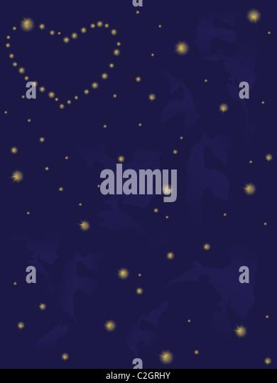star night sky.  backgrounds - Stock-Bilder