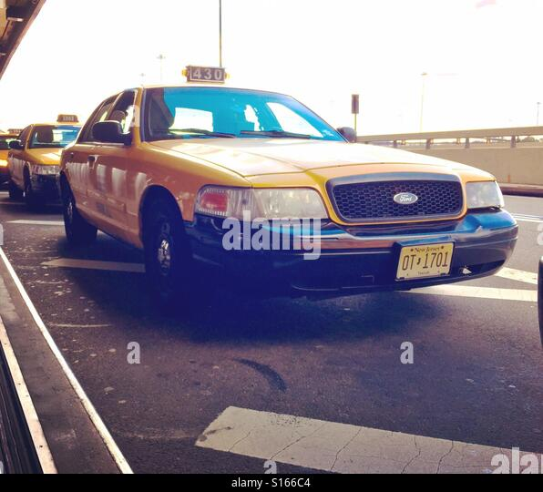 Ford Crown Victoria Taxi Stock Photos & Ford Crown