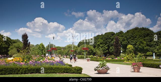 Toronto;Centre Island;Lake Ontario;Ontario;Canada;North America - Stock Image