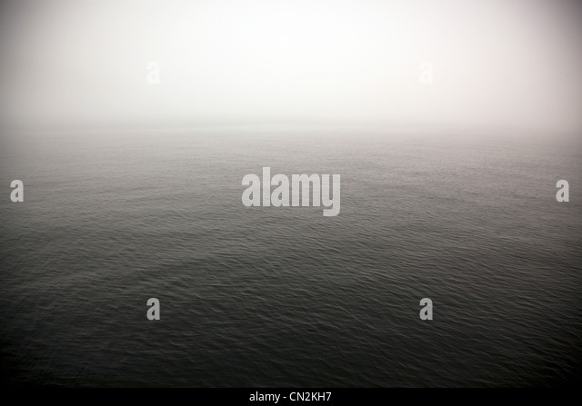 Water surface, Puget Sound, Washington, USA - Stock-Bilder