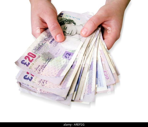 Money - Stock Image