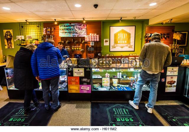cannabis dispensary stock photos cannabis dispensary. Black Bedroom Furniture Sets. Home Design Ideas