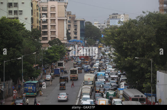 traffic jam in mumbai It's official: india's worst traffic isn't in mumbai or bengaluru, it's in chennai if you're not a fan of early workdays and constant jams, hyderabad is the city for you.