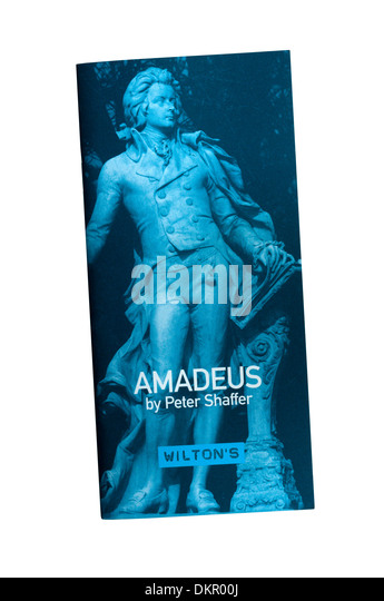 a critique of amadeus by peter shaffer Back in 1979, rehearsing peter shaffer's amadeus for its premiere run at the  national theatre, felicity  dominic cavendish, theatre critic.