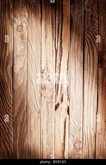 Image texture of old wooden planks. - Stock Image