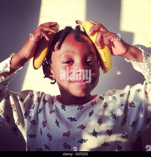 Cute kid - Stock Image