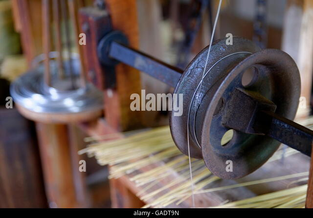 broom maker stock photos broom maker stock images alamy. Black Bedroom Furniture Sets. Home Design Ideas