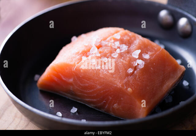 Dog salmon stock photos dog salmon stock images alamy for Red fish fillet
