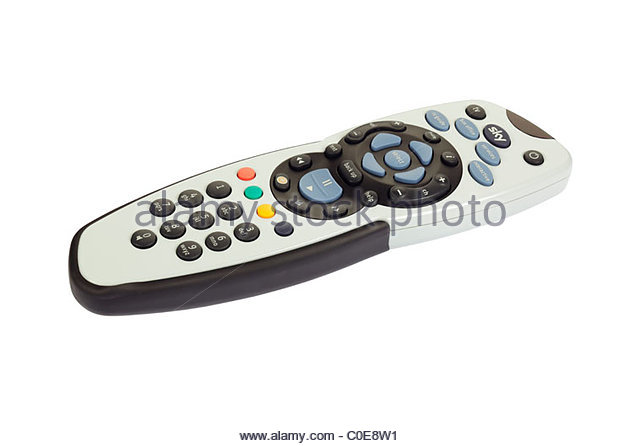 how to use sky remote control