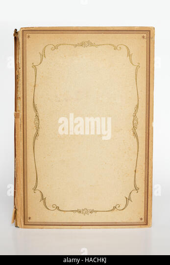 Old Book Cover Mockup : Fairy tale book cover stock photos