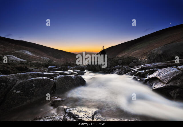 Wicklow Gap - Stock Image
