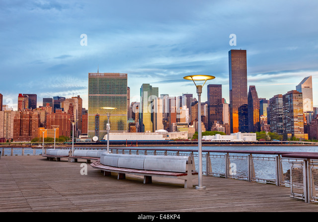 Manhattan, New York City - Stock Image