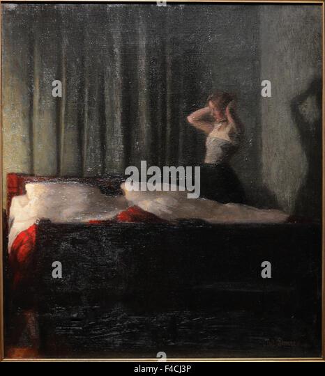 Chambre stock photos chambre stock images alamy - Douche dans la chambre ...