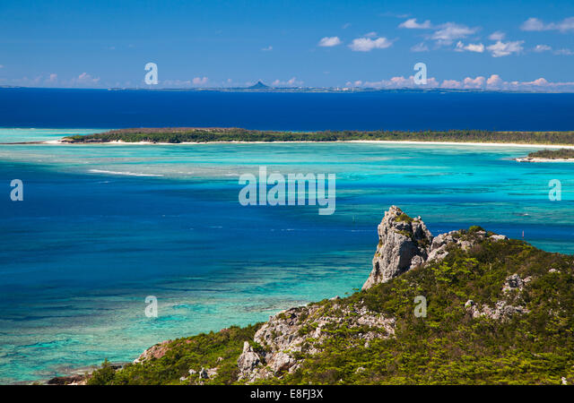 Tropical seascape - Stock-Bilder