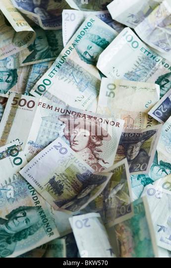 Lots of money - Stock Image