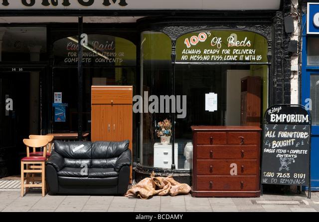 Secondhand Furniture Shop Stock Photos Secondhand Furniture Shop Stock Images Alamy