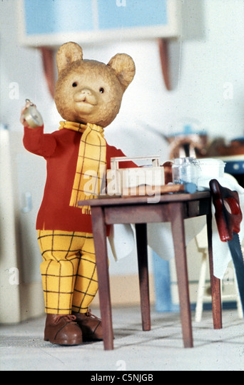 Rupert Bear Stock Photos & Rupert Bear Stock Images - Alamy
