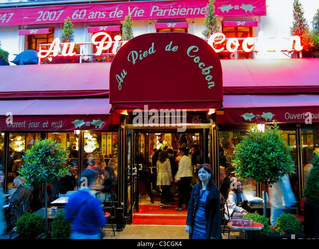 Restaurant Pres De La Rue Caumartin