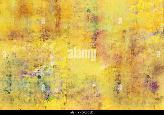 painting painted canvas - Stock Image