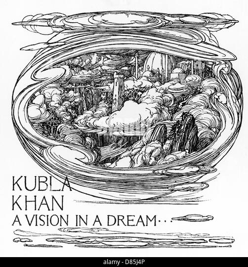 essay on coleridges kubla khan This essay meant to investigate the relationship between the speaker and reader in samuel coleridge's poem titled 'kubla khan' spanning three pages, the short essay.