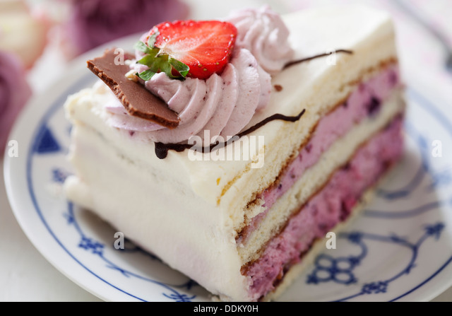 gateau - Stock Image