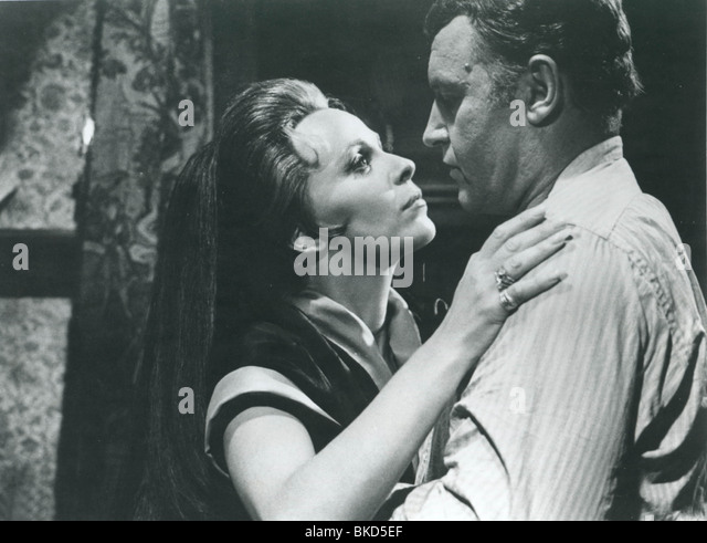 THE ILLUSTRATED MAN (1969) CLAIRE BLOOM, ROD STEIGER ILLM 005P - Stock Image