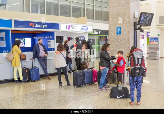 Avis Car Rental Malta International Airport