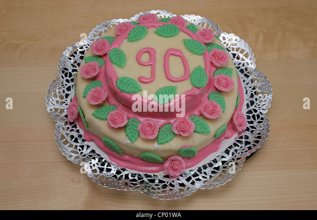 Birthday Cakes Powys