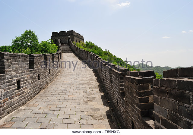 the construction of the great wall The great wall of china is an ancient series of walls and fortifications, totaling  more than 13000 miles in length, located in northern china construction began  in.