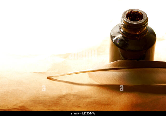 Ink Bottle Stock Photos Amp Ink Bottle Stock Images Alamy