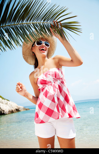 summer fun - Stock Image