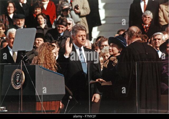 Bill clinton stock photos bill clinton stock images alamy - When did clinton take office ...