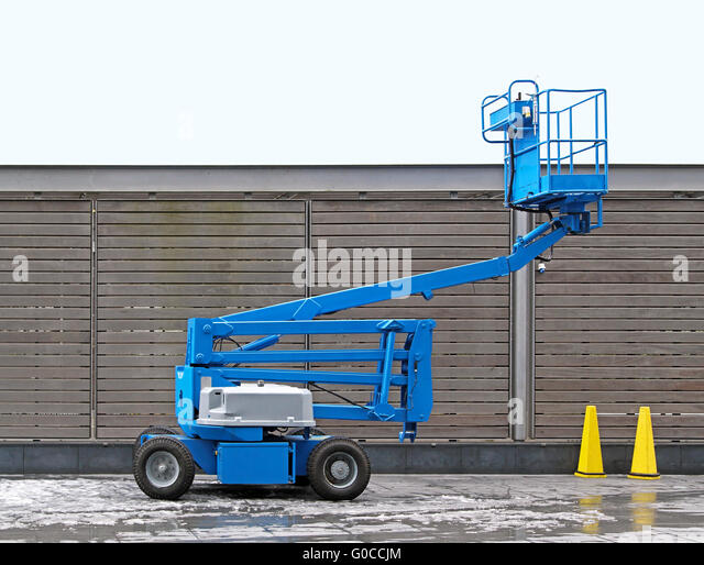 Boom Lift Stock Photos Boom Lift Stock Images Alamy