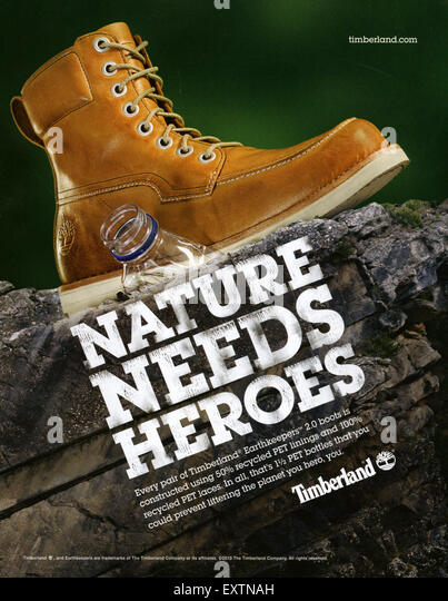 Timberland Boots Marketing Plan