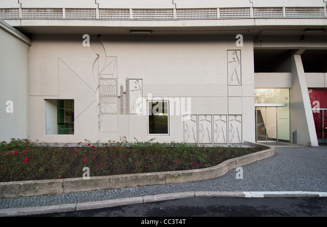 berlin corbusier stock photos berlin corbusier stock images alamy. Black Bedroom Furniture Sets. Home Design Ideas