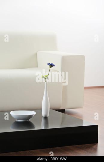 Modern sofa - Stock Image