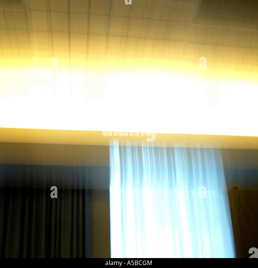 Architectural abstract light detail. - Stock Image