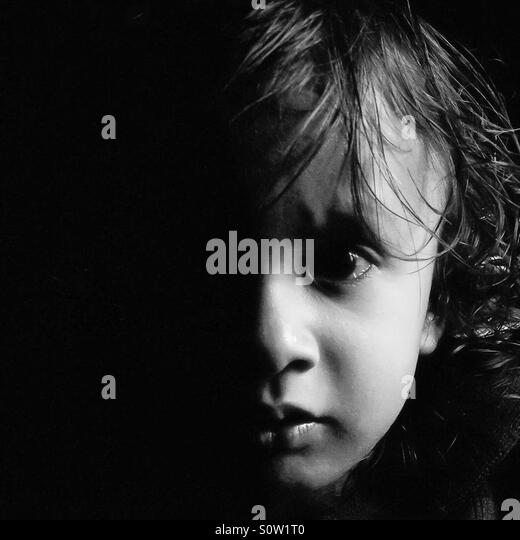 Save Childhood - Stock Image
