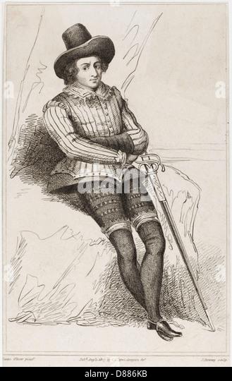 Sidney Oliver - Stock Image