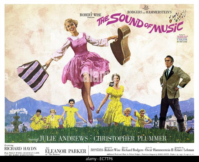 The Sound of Music - Stock-Bilder
