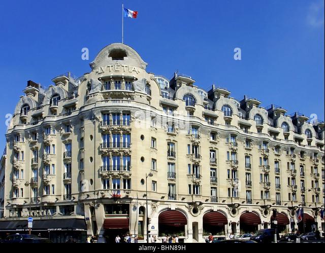 Hotel Lutetia Boulevard Raspail Paris France