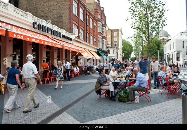 Restaurants Exhibition Road South Kensington