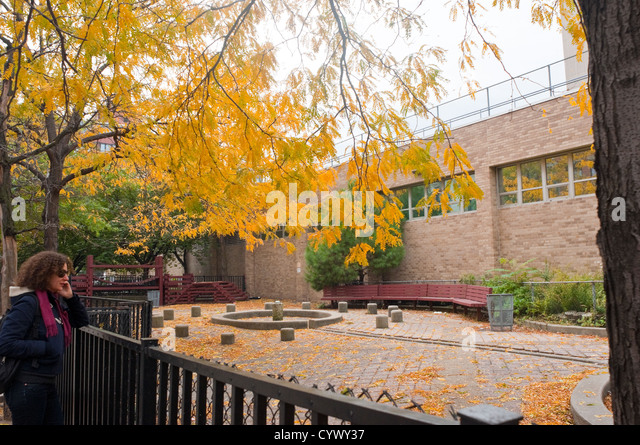 Coles Sports and Recreation Center on the NYU campus - Stock Image