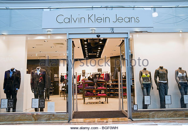 calvin klein jeans stock photos calvin klein jeans stock images alamy. Black Bedroom Furniture Sets. Home Design Ideas